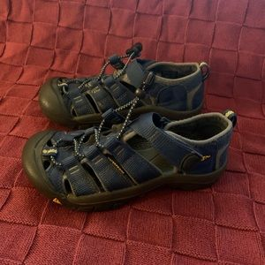 Keen Youth Adjustable Hiking Sandals